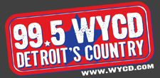 99.5 WYCD - best country station!