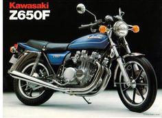 Kawasaki Z650F