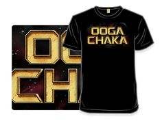 Galactic Chant - Shirt Woot Shirt, Available August 4 only