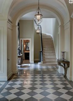 42 new ideas for outdoor stairs ideas entrance stairways Exterior Stairs, Interior And Exterior, Interior Design For Hall, Room Interior, Stair Lighting, Exterior Lighting, Entrance Lighting, Foyer Lighting, Lighting Design