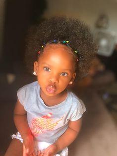 Untitled - Little girl hair styles - Lil Girl Hairstyles, Girls Natural Hairstyles, Natural Hairstyles For Kids, Natural Hair Styles For Black Women, Kids Braided Hairstyles, Baddie Hairstyles, Toddler Hairstyles, Wedding Hairstyles, Black Baby Girls