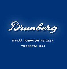 Brunberg « Hyvää Porvoon mitalla vuodesta 1871