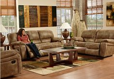Shop for a Cindy Crawford Home Alpen Ridge 7 Pc Living Room at Rooms To Go. Find Living Room Sets that will look great in your home and complement the rest of your furniture.
