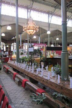 Von Kuchen bis Pasta! In der Armeniusmarkthalle gibt es alles, was das Herz begehrt.