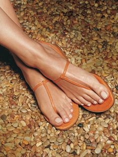 No time for a pedi? Five sneaky ways to get great-looking feet in a flash...