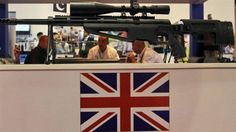 PressTV-'UK facilitates secretive arms sales':...   British lawmakers say the government is facilitating the concealment of major weapons deals by supporting the use of licenses that allow hiding payment and client information.    The scheme was revealed in a report by UK's legislative Committees on Arms Export Control (CAEC), composed of four influential select committees that cover the nation's military, foreign policy, business and development affairs, The Independent reported on Frid