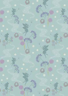 Lewis & Irene - 'Make A Wish' fabric collection www.lewisandirene.com