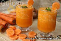 Conheça os Benefícios em Comer Cenoura!!!  :)