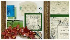 The Wonderful Collection | Momental Designs – Unique Handmade Wedding Invitations, Custom Invitations by Artist, Kristy Rice