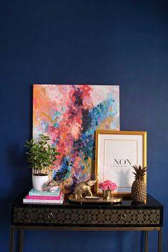 10 ideas para decorar el mueble recibidor. | Mil Ideas de Decoración