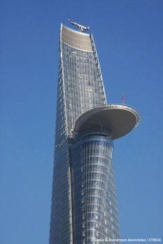 Future, Futuristic Architecture, Futuristic Tower, Futuristic Skyscraper, Future Building, Bitexco Financial Tower, Vietnam, Carlos Zapata by FuturisticNews.com