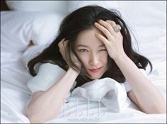 She name is Lee young ae