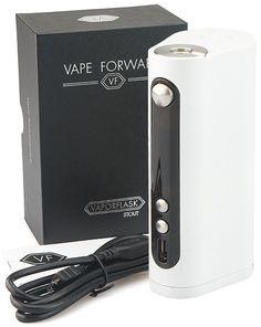 Vape Forward Vaporflask Stout (TC) 100W - Hvid