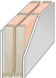 the best wall that you can build is a visco-elastically (e.g. Green Glue) damped double stud wall