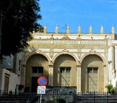 #Palermo: Chiesa delle Croci - Santa Maria di Monserrato