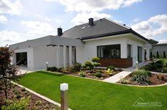 Novilei - Blog Imobiliário — A casa perfeita de um só andar e com espaço que...  #blog #casa #house #moradia #imoveis
