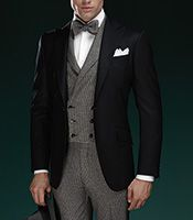 Paul Stuart - Velvet Nigel Dinner Jacket
