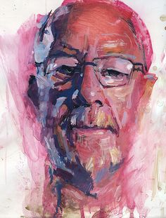 Pat Hayes by Miguel Salazar