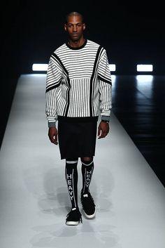 Yoshio Kubo Fall/Winter 2016/2017 - Mercedes-Benz Fashion Week Tokyo Tokyo Fashion, Men's Fashion, Fashion Design, Design Your Life, Boys Wear, Mercedes Benz, Knot, Boss, Fall Winter
