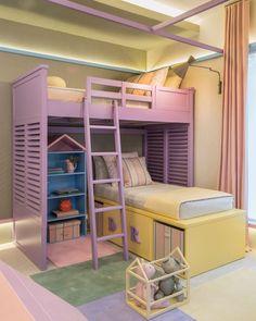 Quartos para casais, crianças e bebês são tema de mostra em SP - Casa