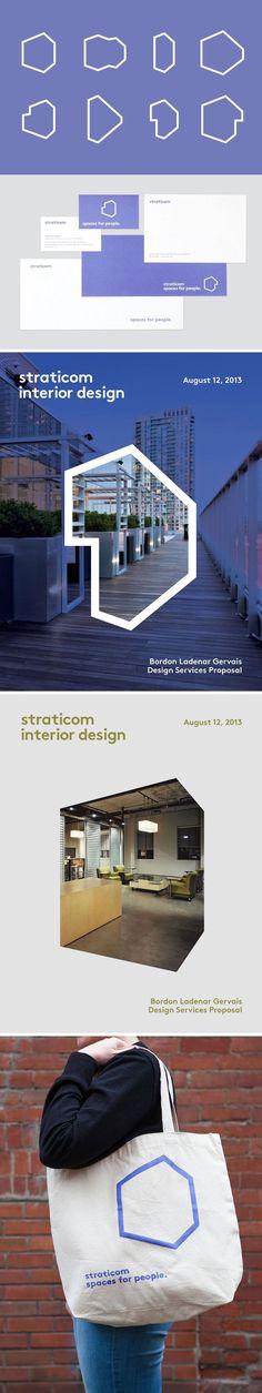 Straticom - Bruce Mau Design