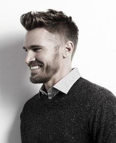 45 Cool Short Hairstyles and Haircuts for Men - Fashiondioxide Quiff Haircut, Quiff Hairstyles, Cool Short Hairstyles, Haircut For Thick Hair, Low Fade Mens Haircut, Shaved Hairstyles, Celebrity Hairstyles, Short Quiff, Short Hair Cuts