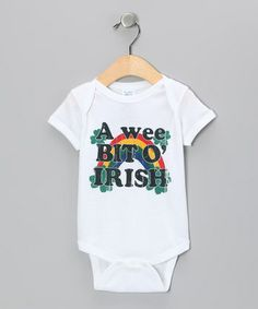 Lucky Leprechauns: Apparel & Accents | Daily deals for moms, babies and kids