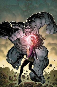 Arthur Adams Hulk