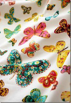 Schumacher LuLu DK butterflies