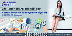 Human Resource Management (HRMS) Software works at all levels to help in better functioning and planning of human resources in an organization. To learn more about HRMS dial the number 0120-6671200 or visit the website www.technocaretechnology.com.