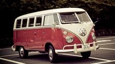 VW Bus - years and years of being tortured by having to ride in the back with no heat...ugh how I hate these