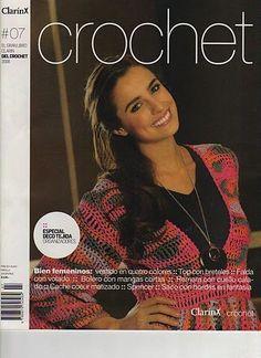 CLARIN CROCHET 2008 Nº7 - Daniela Muchut - Álbuns da web do Picasa