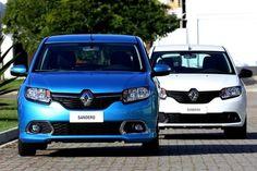 Canadauence TV: O carro mais vendido da Renault no Brasil está de ...