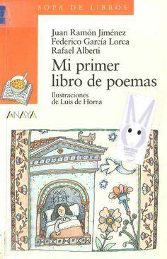 """""""Mi primer libro de poemas"""""""