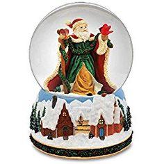 Christmas Rhapsody Snow Globe by The San Francisco Music Box Company