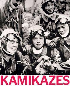 Como pensavam os kamikazes | <i>Crédito: Arquivo Aventuras