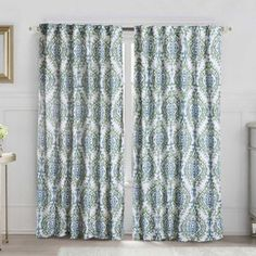 Nice Venezia Window Curtain Panel   BedBathandBeyond.com | Inspiration Master |  Pinterest | Window Curtains, Window And Damasks