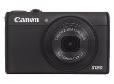 #Canon #PowerShot S120