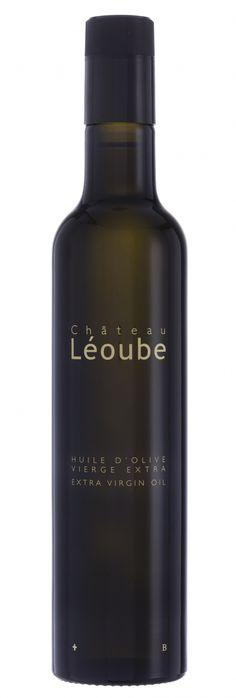 """Huile d'olive Vierge Extra """"Premium"""" - Château Léoube"""
