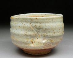 Winter Matcha Chawan Teabowl Tea Ceremony Glazed with by shyrabbit