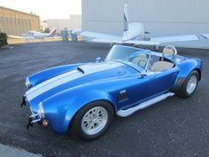 427 Shelby Cobra Roadster VIN