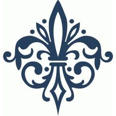 I think I'm in love with this shape from the Silhouette Design Store! Silhouette Design, Silhouette Projects, Smal Tattoo, Tattoo Fleur, Stencils, Silhouette Online Store, Cricut Design, Damask, Design Elements