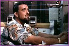 "Wolfman Jack in director George Lucas' ""American Graffiti""."