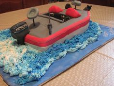 doing it to match our bass boat for Adrian's birthday this year....