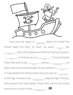 PRINTABLE Christmas Carol Mad Libs by Spool and Spoon for Sumo's Sweet ...