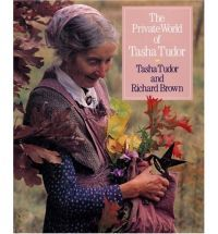 The Private Word of Tasha Tudor  Tasha Tudor, I met her at Heart of Country in Nashville in 1997 and she was at 83 still fitting into her wedding dress.