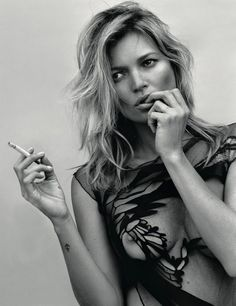 Kate Moss | @andwhatelse