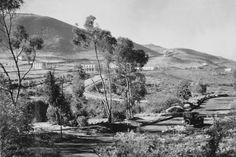 1920's Malaga Cove area of Palos Verdes Estates California.