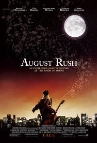 57 August Rush (2007) - MovieMeter.nl