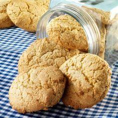 Découvrez la recette Cookies nature sur cuisineactuelle.fr.